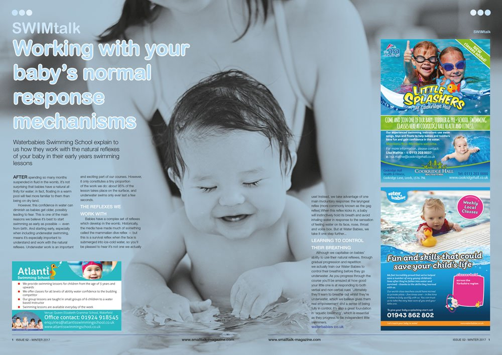 working with your baby's natural response mechanisms article