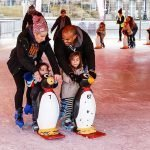 Ice Skating returns to Millennium Square – Leeds