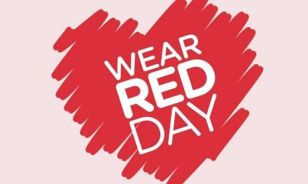 Wear Red for a day to help young heart patients