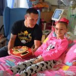 Young Ruby shows real character in her recovery with the help of heart charity CHSF
