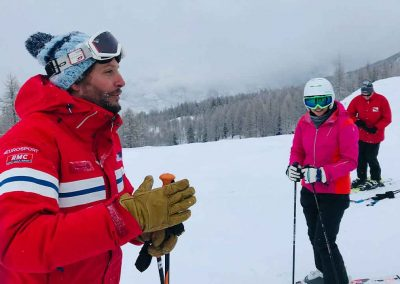Ladies fave ski instructor