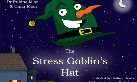 Win a copy of The Stress Goblin's Hat book
