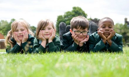 The importance of outdoor space for early years school children