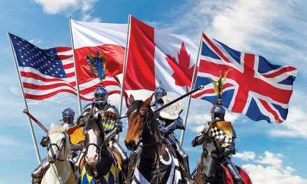 International Jousting Tournament