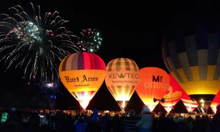 There is more to York's Balloon Fiesta than just hot air