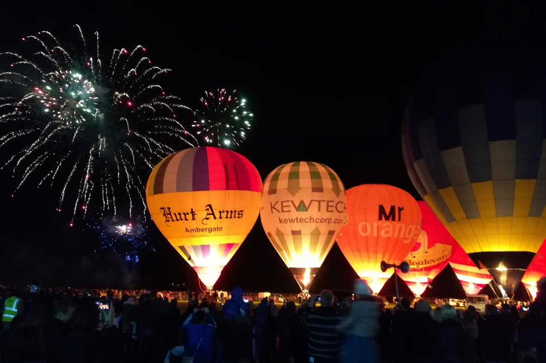 York balloon festival
