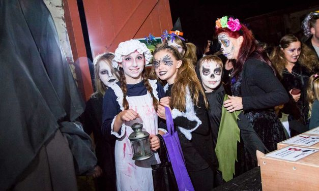 Haunted houses and tiny terrors for all the family at Temple Newsam!