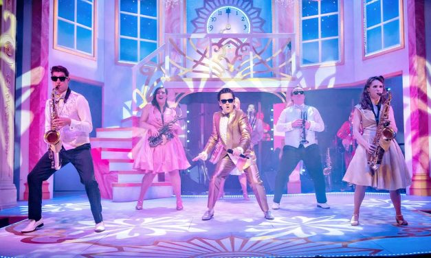Win a family ticket to The Rock 'n' Roll Panto at The City varieties
