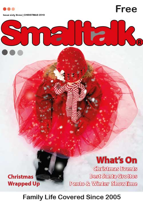 Smalltalk issue 63 front cover