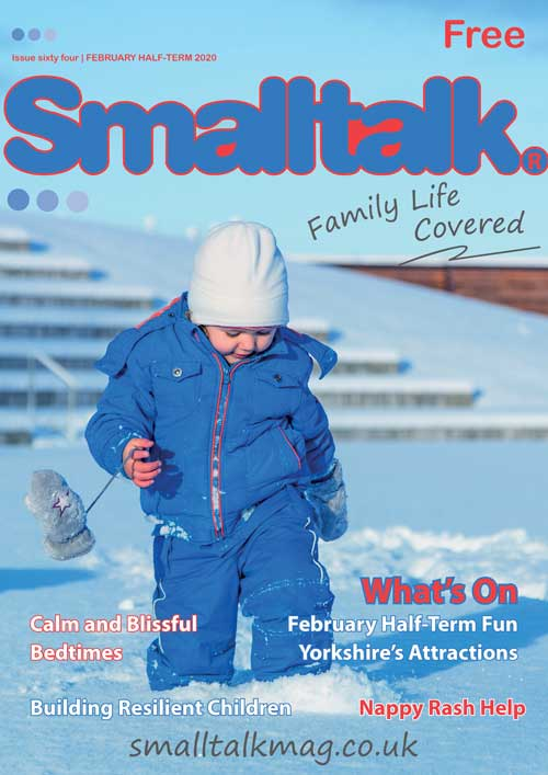 Smalltalk Front Cover Iss 64