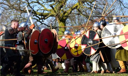 Viking's invade York this half-term holiday