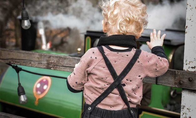 Win a family ticket to the Kirklees Light Railway