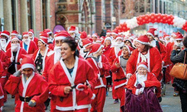 The Big Leeds Santa Dash