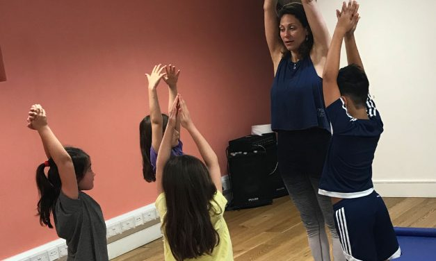 8 Yoga Poses to Practice With Your Kids