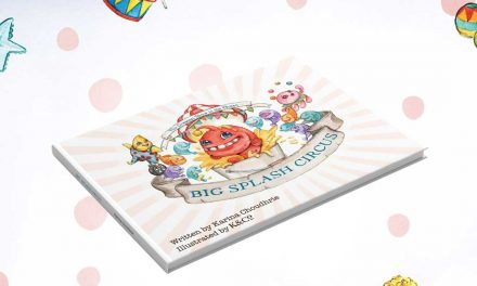 "Win a Brilliant  ""BIG SPLASH CIRCUS""  Book"