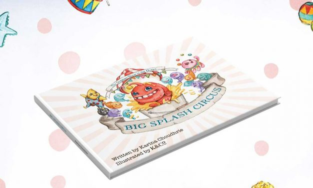 "Win a Brilliant  ""BIG SPLASH CIRCUS""  Book"