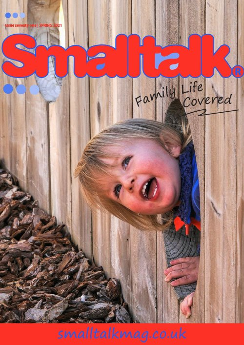 Smalltalk magazine front cover issue 62 autumn 2019